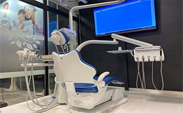 麻布十番駅の歯医者 ブレア歯科麻布十番 院内