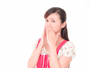 口腔内の細菌